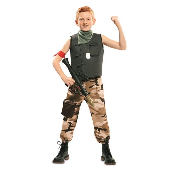 Soldado de Combate Chico T-1