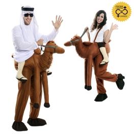 Disfraz de Up! Camello para Adulto