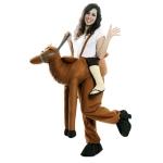 Up! Camello T-ML para Adulto