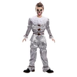 Disfraz de Payaso Diabolico para niño