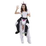 Up! Unicornio T-ML para Adulto