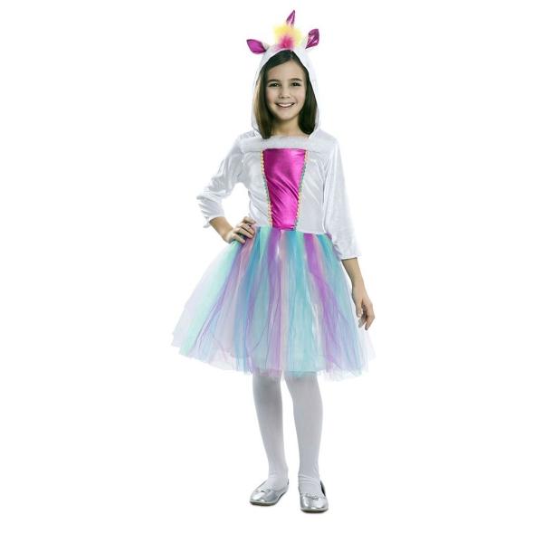 Disfraz de Unicornio 3 a 4 años para niña
