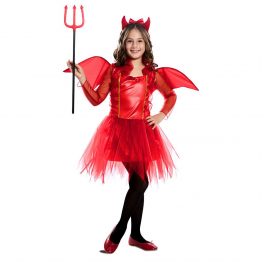 Disfraz de Diablilla