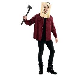 Disfraz de Asesino Loco para hombre