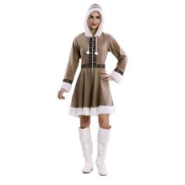 Disfraz de Esquimal para mujer