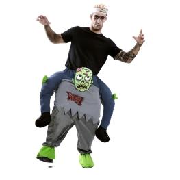 Disfraz de Up! Zombie para Adulto