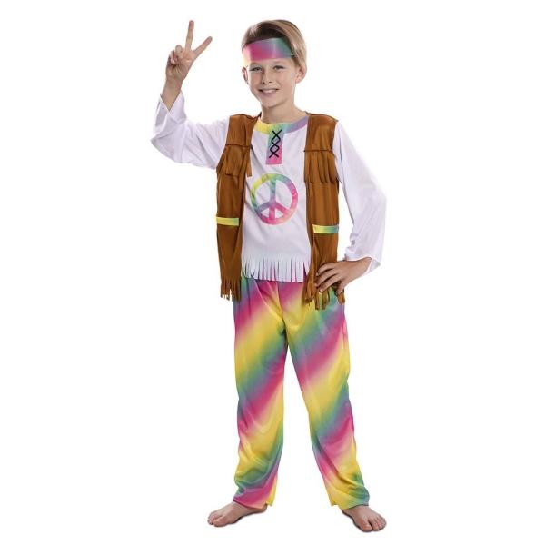 Hippie Arcoiris 3 a 4 años para niño