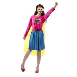 Disfraz de Super Mari para mujer