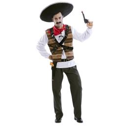 Disfraz de Pancho para hombre