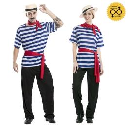 Disfraz de Gondolero para adulto