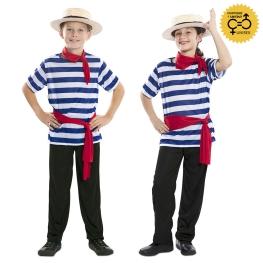 Disfraz de Gondolero Infantil