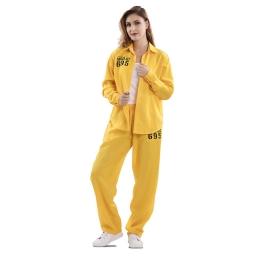 Disfraz de Prisionera Amarilla