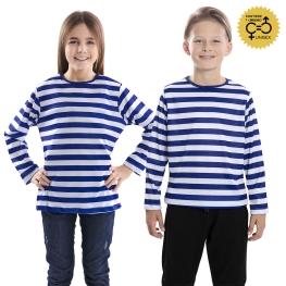 Camiseta Rayas para Infantil