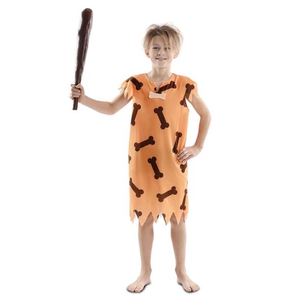 Cavernicola Naranja 3 a 4 años para niño
