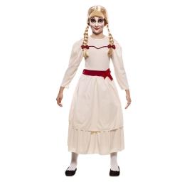 Disfraz de Muñeca Siniestra niña