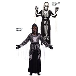 Disfraz de Double Fun! Muerte-Sirena Esqueleto