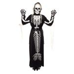Disfraz de  Double Fun Muerte-Sirena Esqueleto T-2