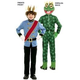 Disfraz de Double Fun! Principe-Rana