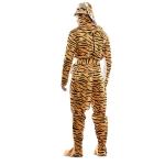 Disfraz de Double Fun! Cazador-Tigre Talla ML