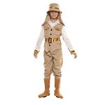 Disfraz de Double Fun! Cazador-Tigre 5 a 6 años para infantil