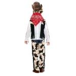 Disfraz de Double Fun! Indio-Vaquero 3 a 4 años para niño