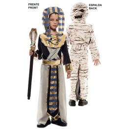 Disfraz de Double Fun! Egipcio-Momia