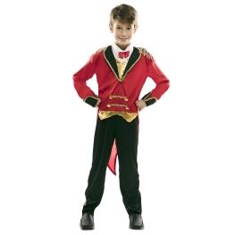 Disfraz de Presentador de Circo Niño