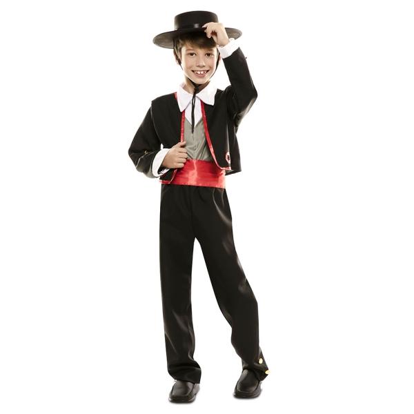Disfraz de  Cordobes Niño T-1