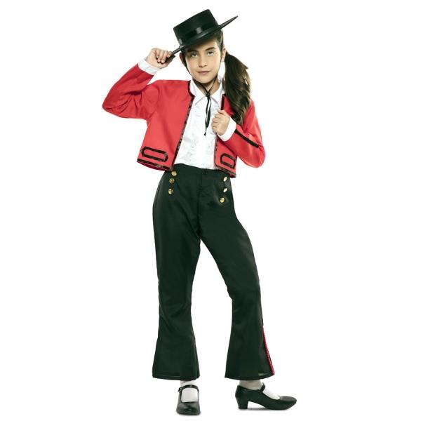 Disfraz de Cordobesa 10 a 12 años para niña