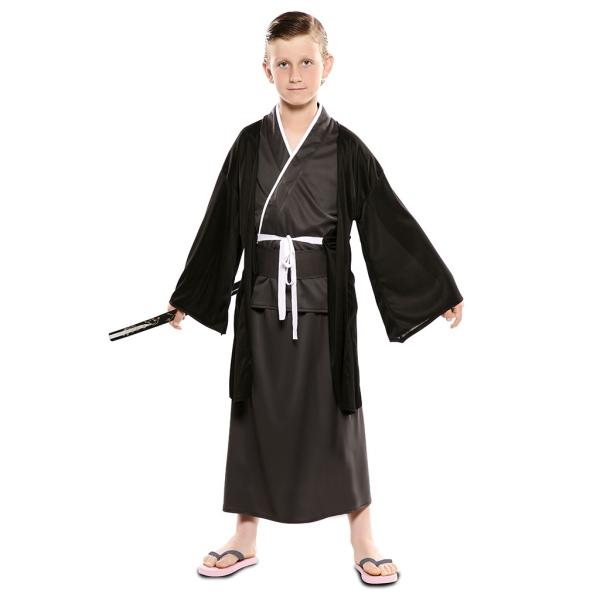 Disfraz de  Japones Niño T-0