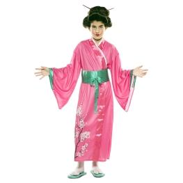 Disfraz de Japonesa Niña