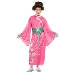 Disfraz de Japonesa 5 a 6 años para niña