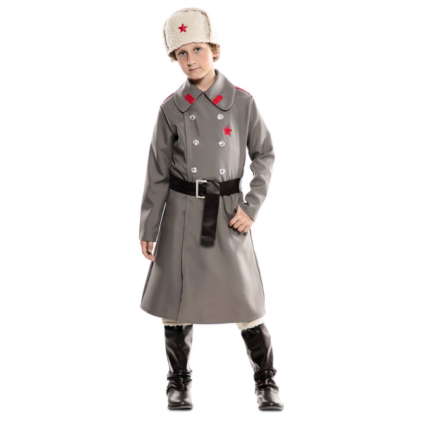 Disfraz de Ruso 3 a 4 años para niño