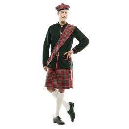 Disfraz de Escoces  Hombre para Hombre