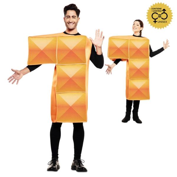 Tetrimino naranja t-ml