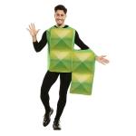 Tetrimino verde t-ml