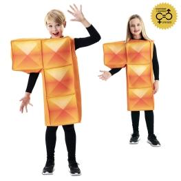 Tetrimino Naranja Infantil