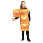 Tetrimino naranja 6 a 10 años para infantil