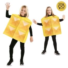 Tetrimino Amarillo Infantil