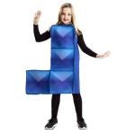 Tetrimino azul 6 a 10 años