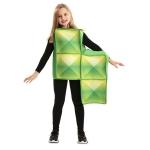 Tetrimino verde 6 a 10 años para infantil