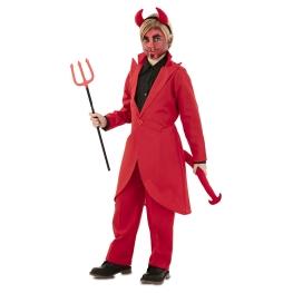 Disfraz de Demonio Elegante para niño