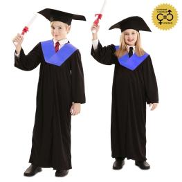 Disfraz de Toga de Graduado Infantil