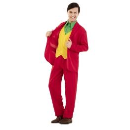 Disfraz de Traje Rojo para adulto