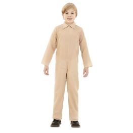Disfraz de Mono de Trabajo para infantil