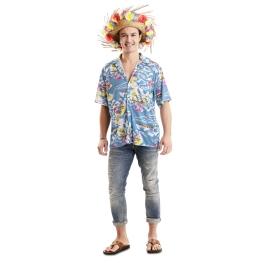 Camisa Hawaiana para adulto