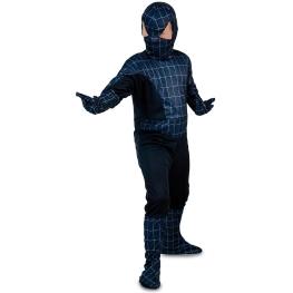 Disfraz de Spider Héroe negro para Niño