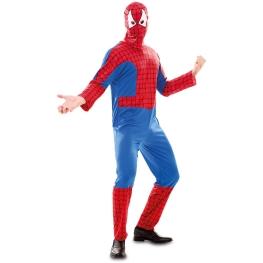 Disfraz de héroe araña para Hombre