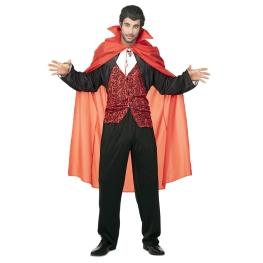 Disfraz de Capa roja para Hombre