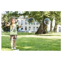 Palos para hacer burbujas gigantes
